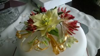 Floral Cake flowers