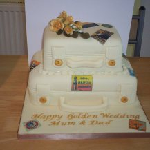 Golden Wedding front