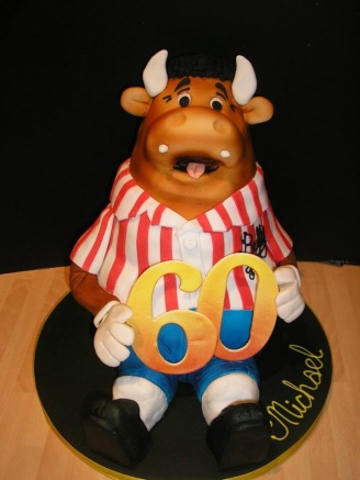 The bully was for a friend who appeared on the Bullseye programme years ago