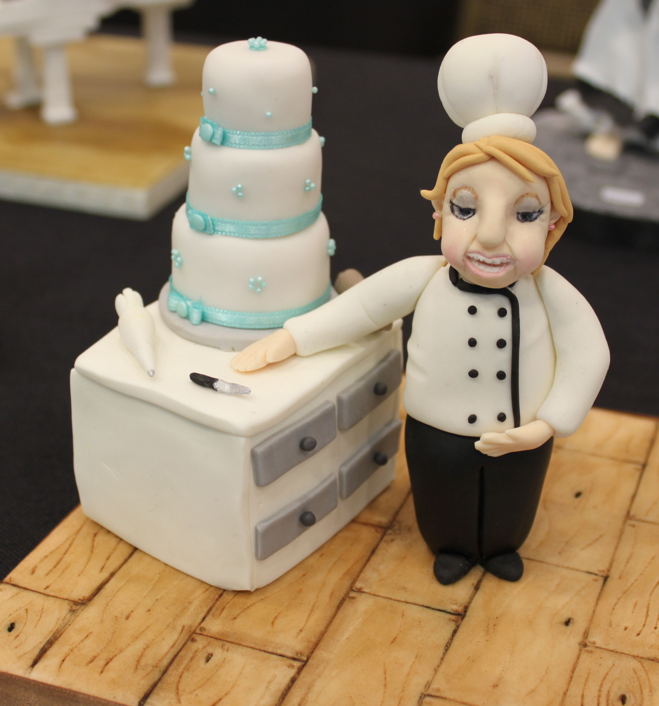 Sugarcraft SouthWest Cake Competition and Demonstration Day